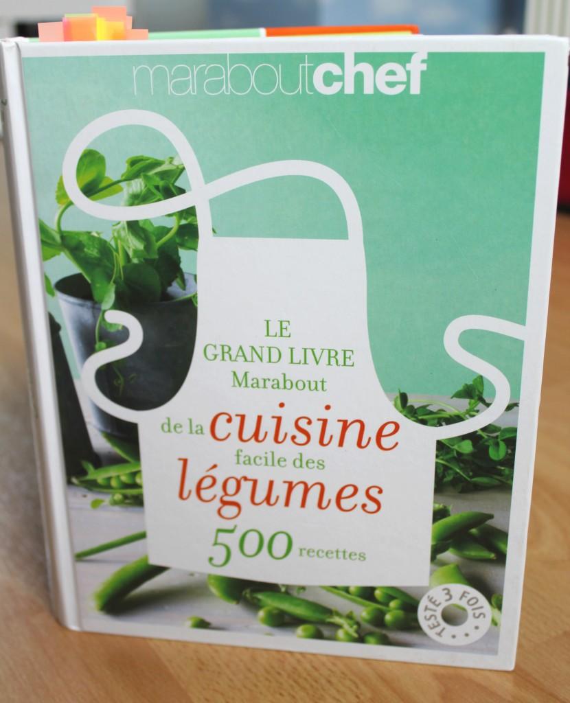 Le grand livre maraboout de la cuisine des légumes