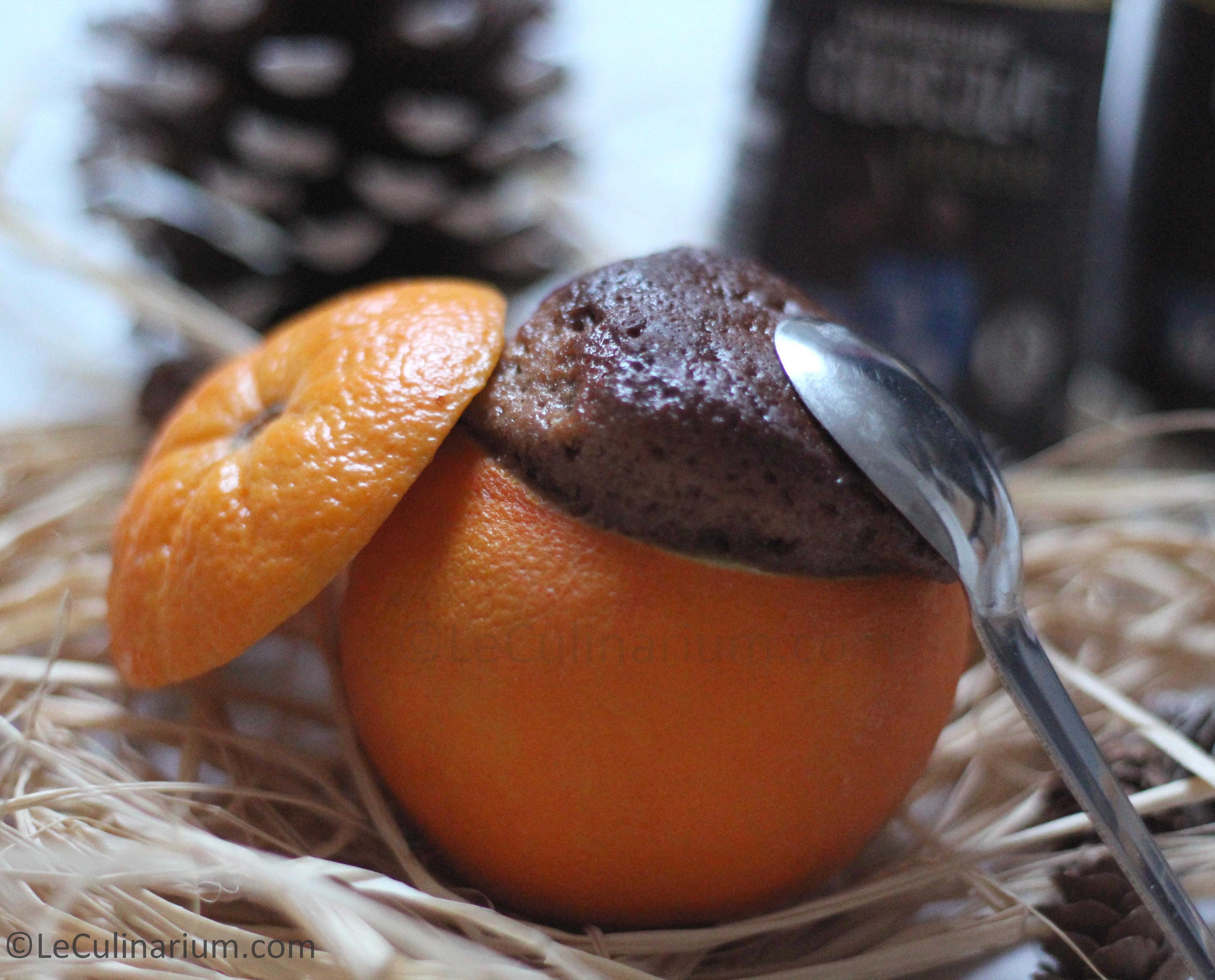 Moelleux chocolat orange Malo copyright Leculinarium